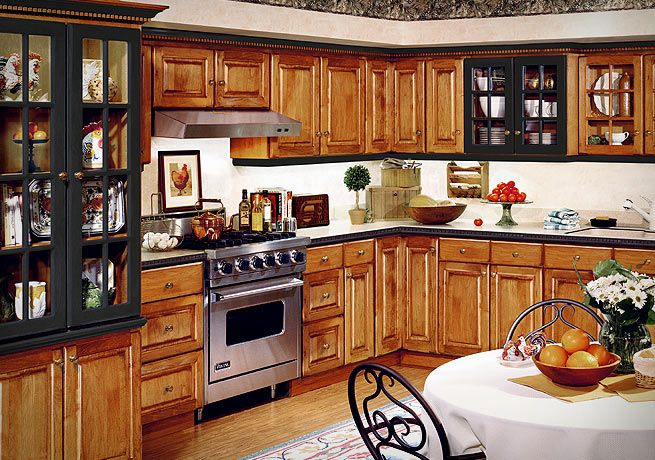 Custom Country Kitchen Cabinets Craftsman Style Kitchen Cabinets Cabinets Kitchenscompleteinc