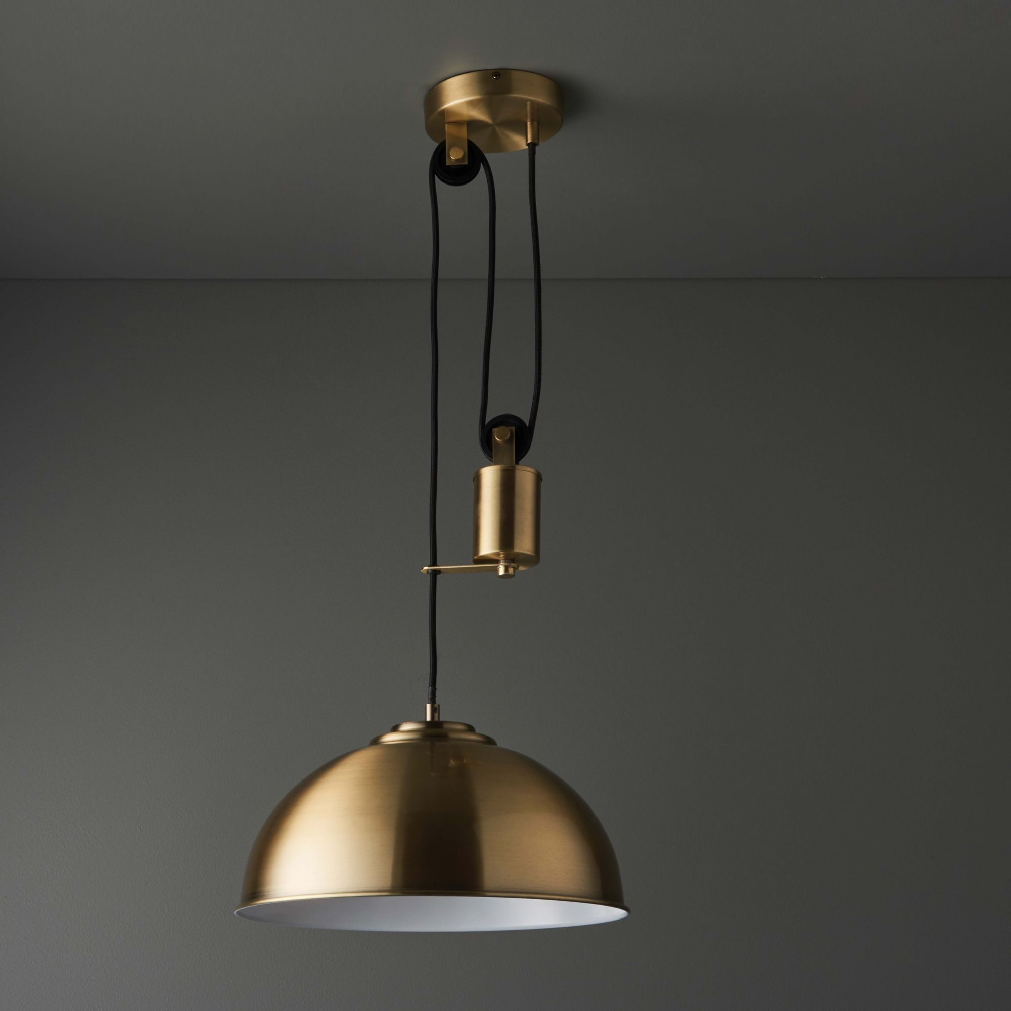 Ragner Antique Brass Effect Pendant Ceiling Lightwarm White Ceiling Lights Diy Ceiling Lights Ceiling Pendant Lights