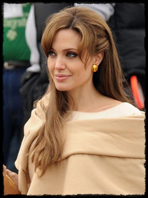 Angelina Jolie Dark Blonde Hair Dark Blonde Hair Color Blonde Hair Color Dark Blonde Hair