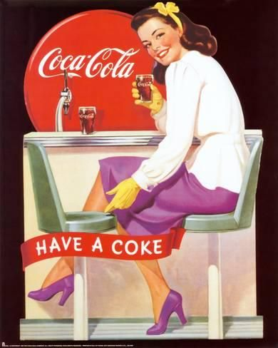 Coca-Cola Posters - AllPosters co uk | מטבח in 2019 | Coca