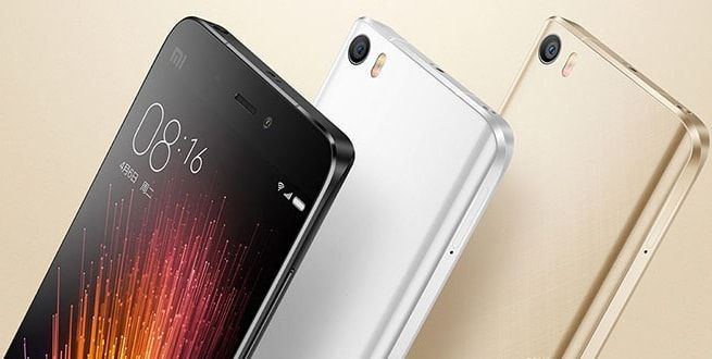 Xiaomi Mi 5 flagship smartphone launching in India on