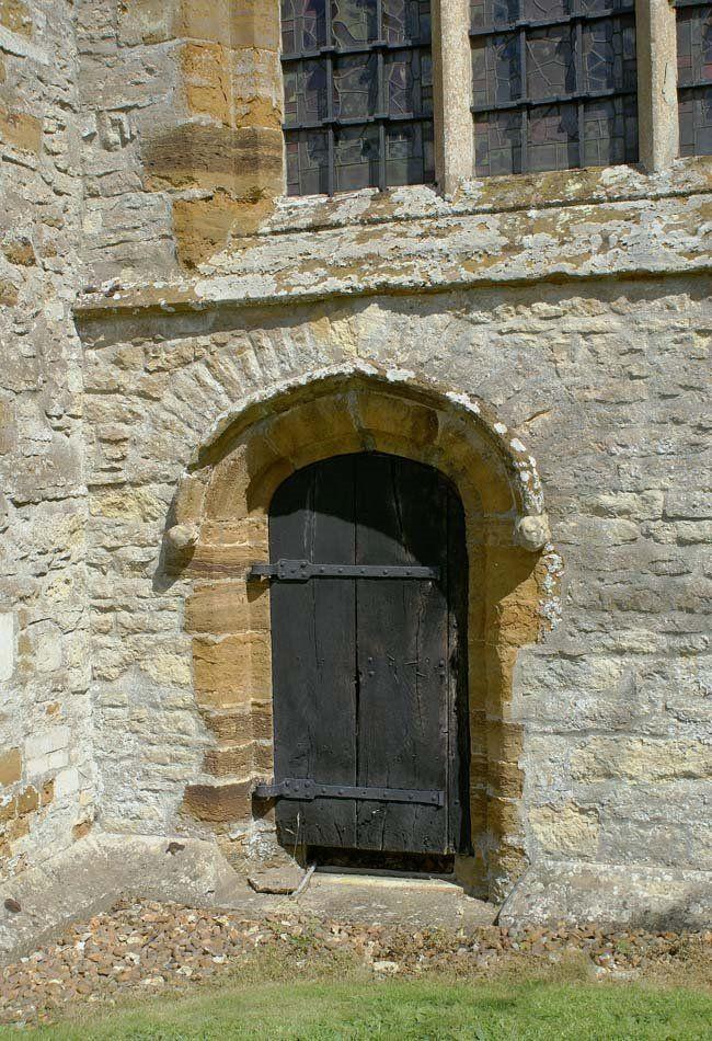 Old Castle Doors   Interesting Old Door Church at Castle Ashby UK. & Old Castle Doors   Interesting Old Door Church at Castle Ashby UK ...