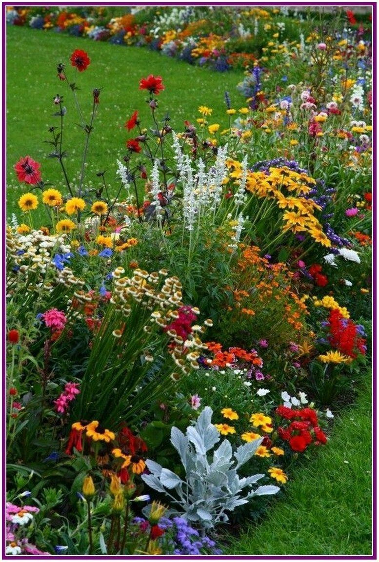 Photo of 20+ Impressive Flowers Garden Design Ideas For Backyards That Make Your Home Fre…