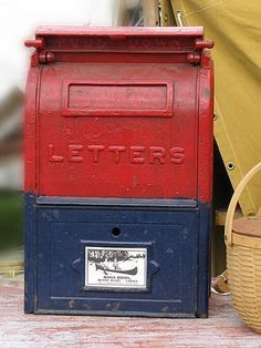 Cute Mailbox For Cards