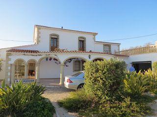 Costa Blanca Property Sales Finca For Sale In Teulada Moraira