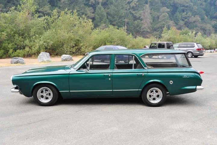 Partially Restored 1963 Dodge Dart Station Wagon for sale. Classic ...