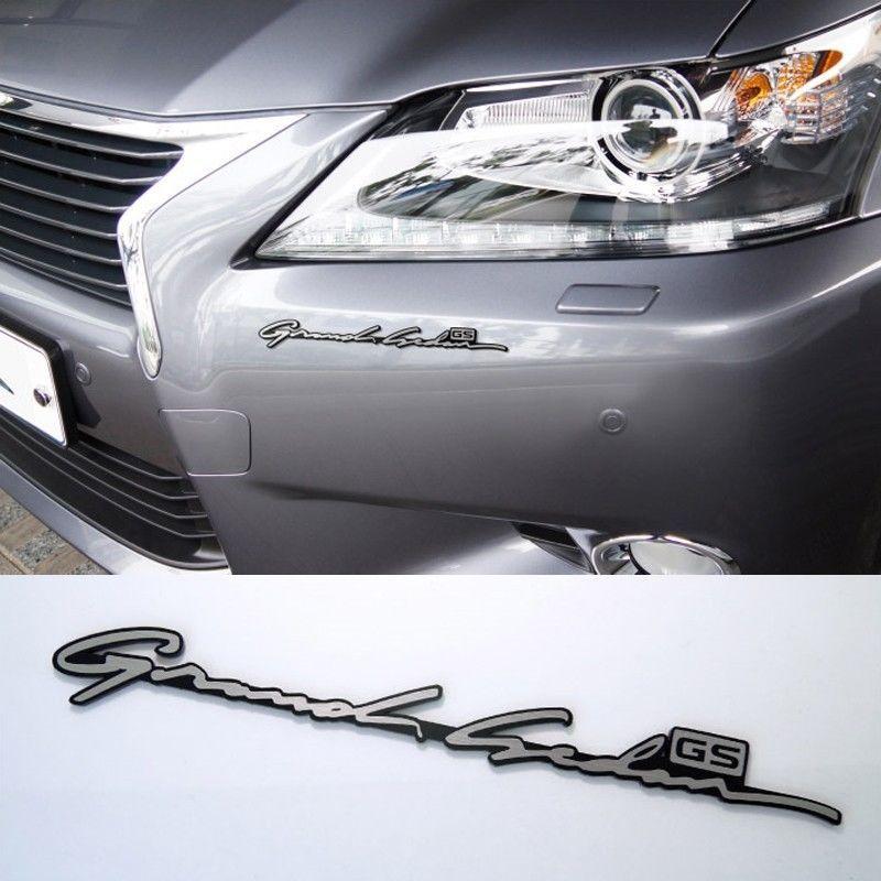 High Quality Car Point Emblem Detailpart Decal Emblem Sticker For Lexus Gs Car Lexus Car Emblem