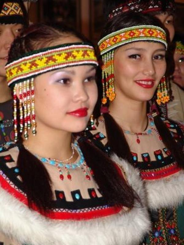 Climate Change through the eyes of Chukotka people - YouTube