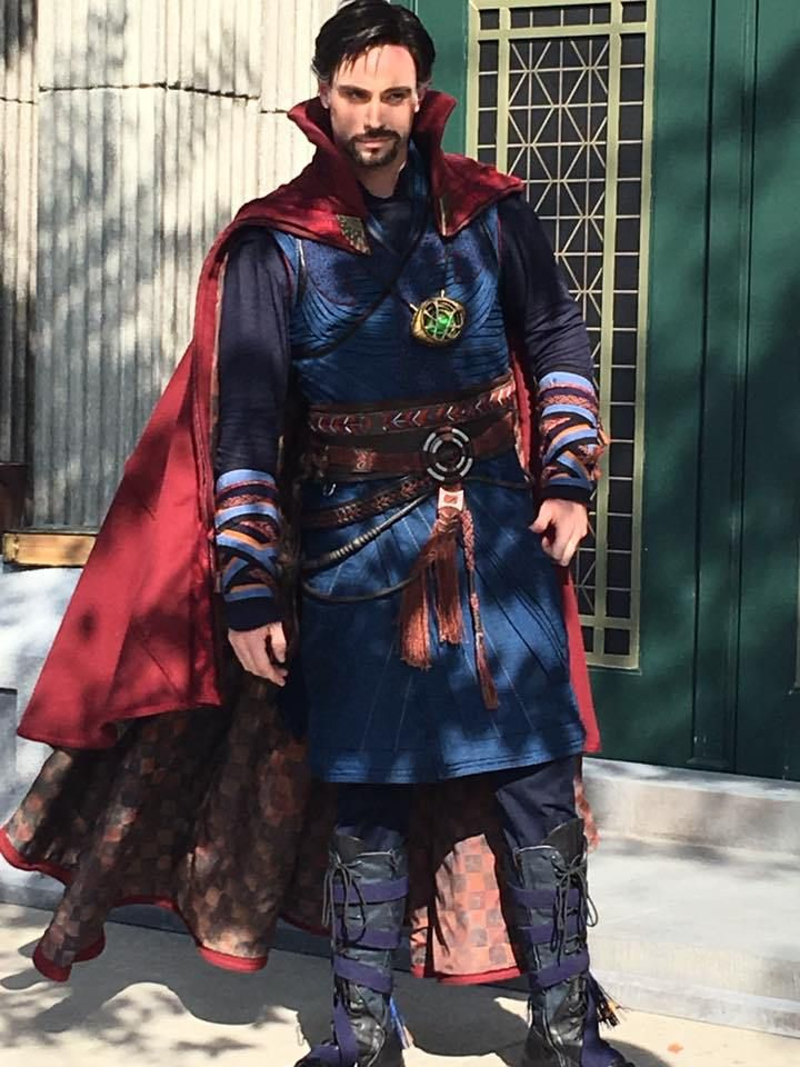 First Look: Doctor Strange Meet and Greet at Disney's Hollywood Studios |  My No-Guilt Life