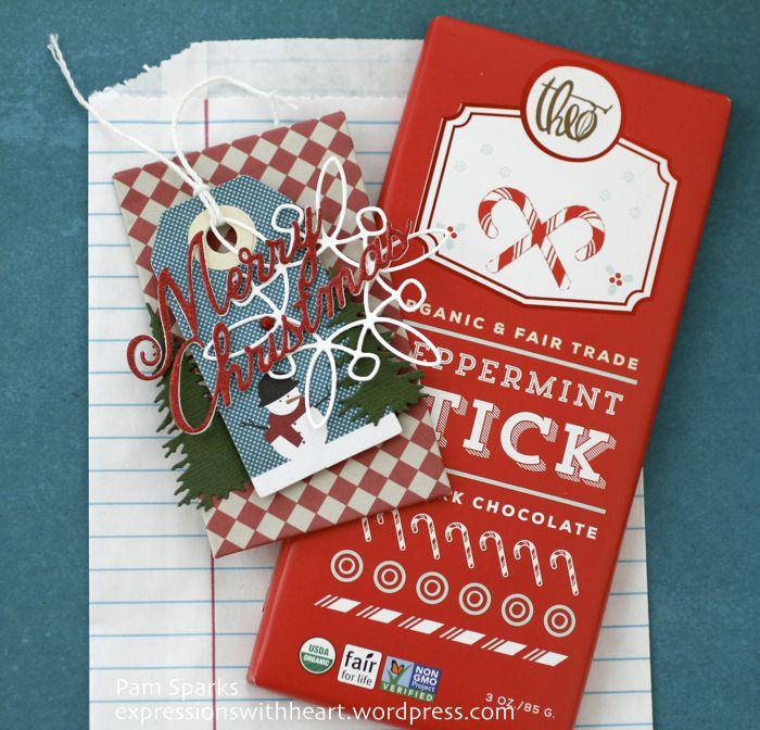 pam sparks snowflake merryc-mas - Memory Box blog hop