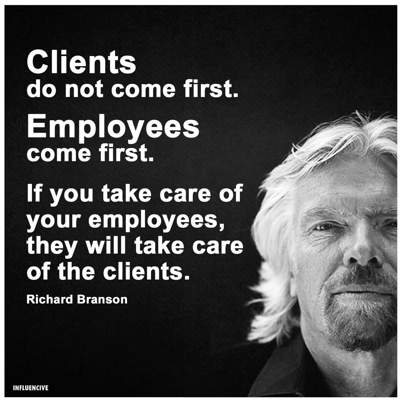 My boss believes in this and it so makes a difference!!!