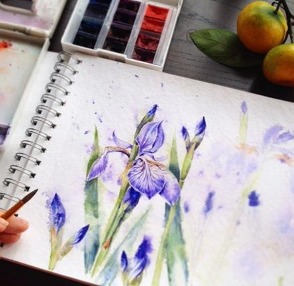 Flowers-10.png 591×575 Pixel