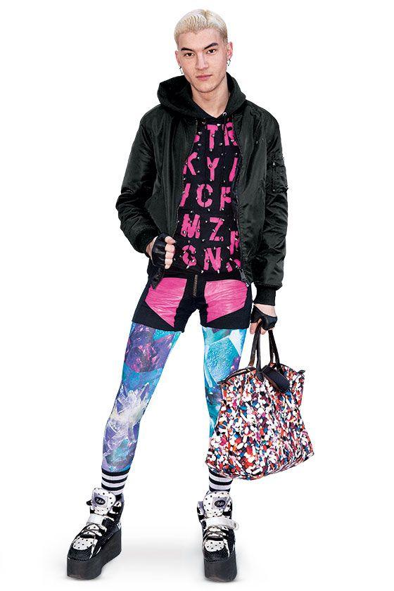 My friend Will Noguchi, stylist at Patricia Field. The Look Book - Stylist Will Noguchi -- New York Magazine