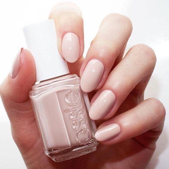 Our favorite kind of nude 💅🏻👌🏻 #manicure #pedicure #salons ...