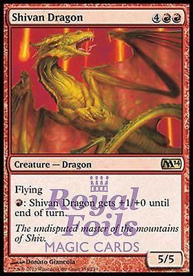 Magic The Gathering ~ 1x Viashivan Dragon ~ Visions ~ M//NM