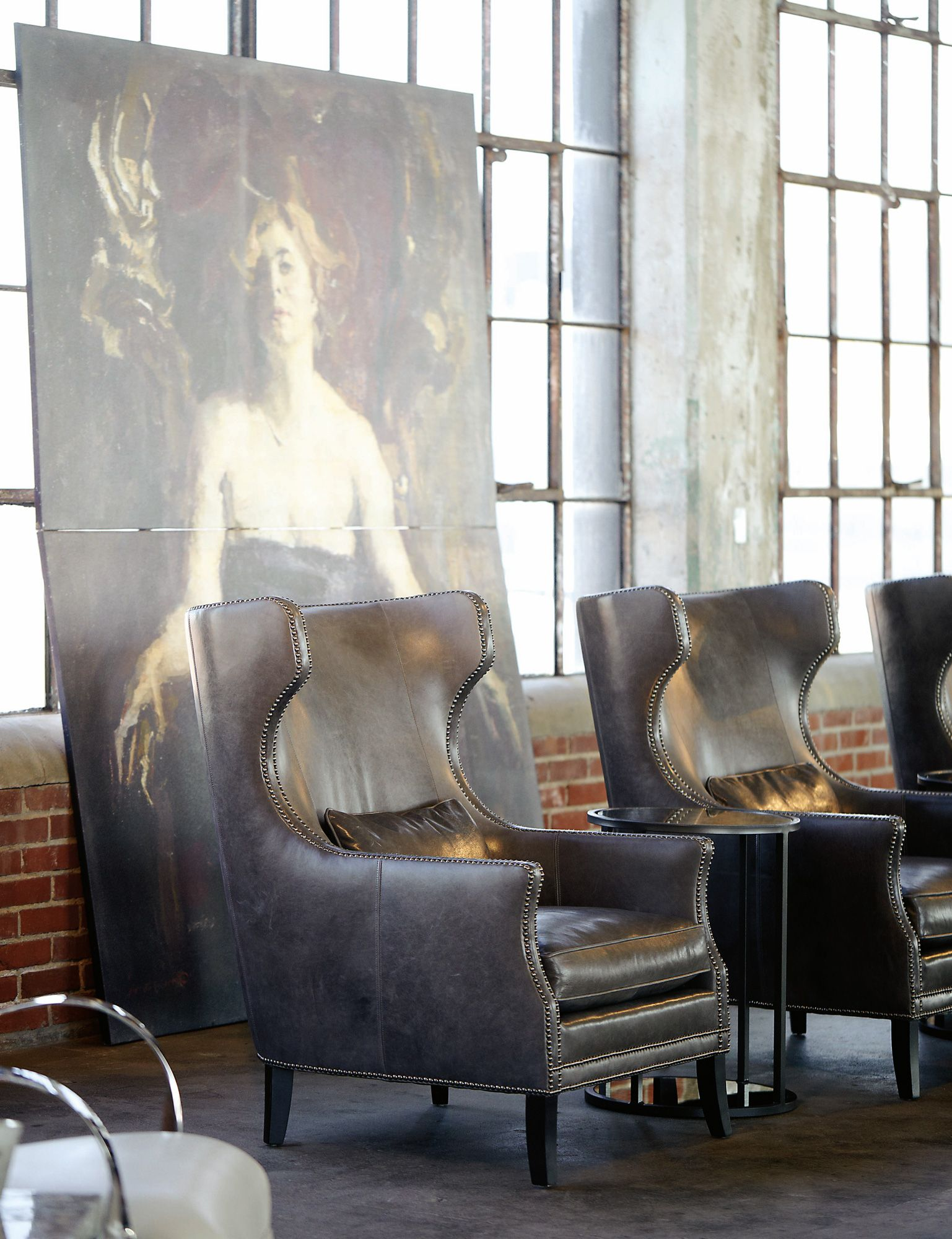 Chairs… Kingston Markham Murano Living Room | Bernhardt | Chairs ...