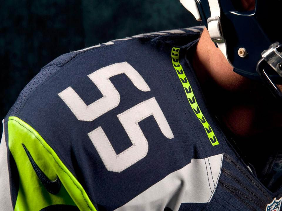 Nike Unveils New Seattle Seahawks Football Uniforms (With