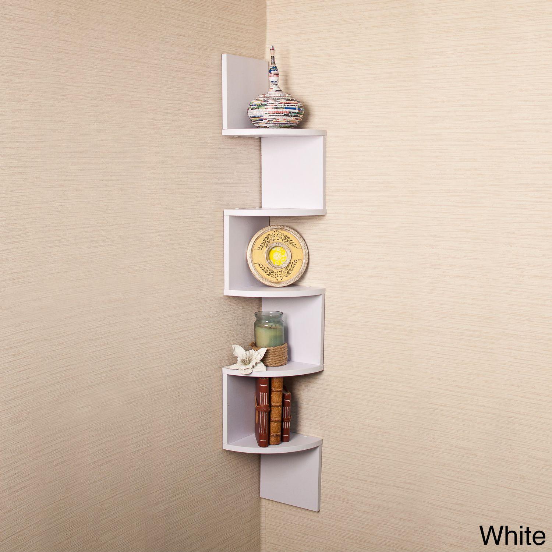 Pin On Wall Mounted Corner Shelves