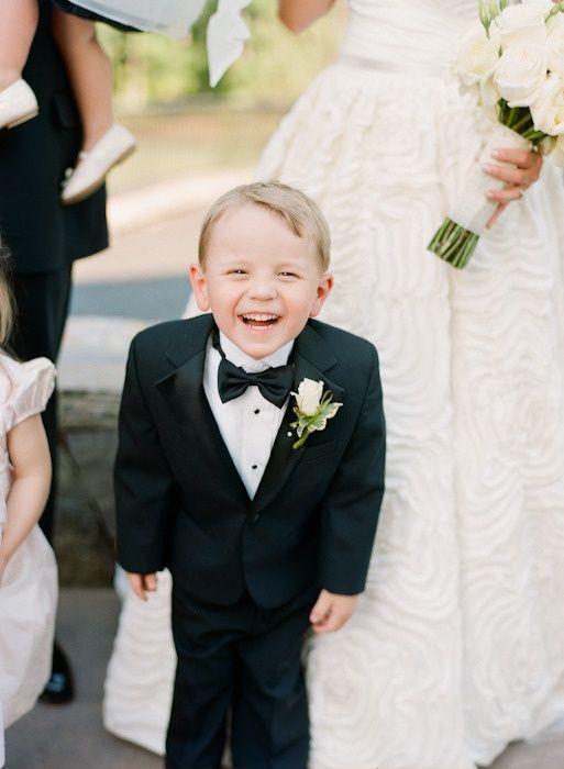 little boy tux | little boy in tux | Wedding | Pinterest | Ring ...