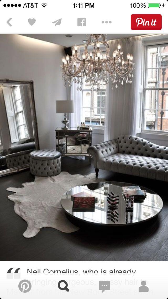 Pin de Shannah McShay en Salon | Pinterest
