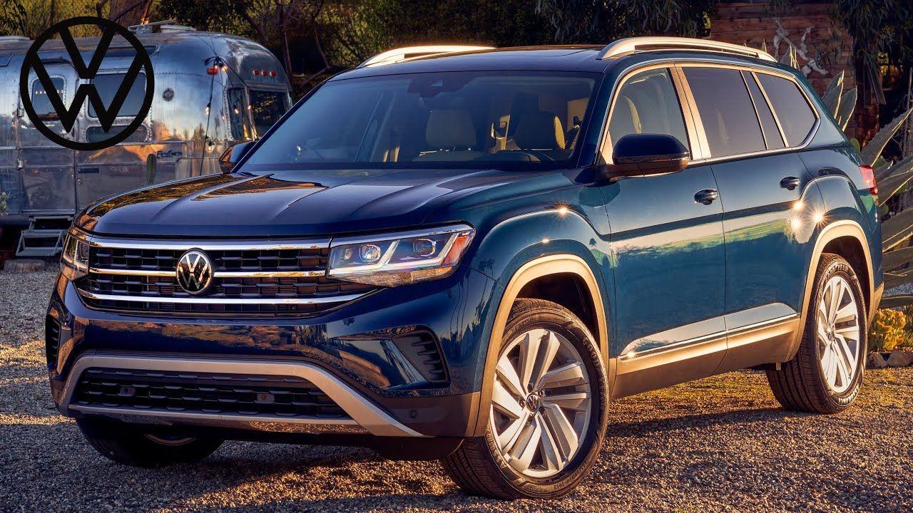2021 Vw Atlas Volkswagen Atlas New Drivers