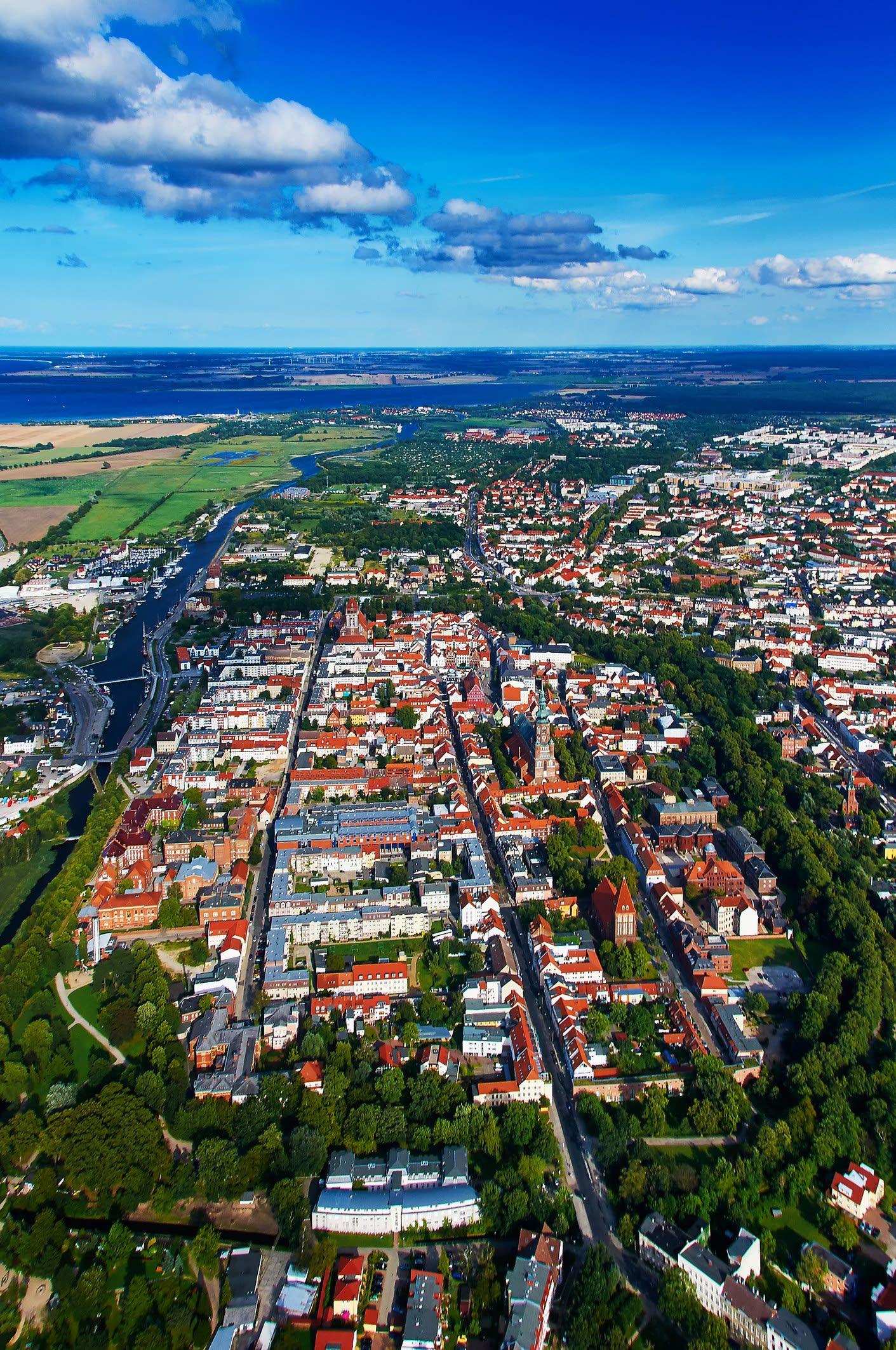 Greifswald Nach Berlin