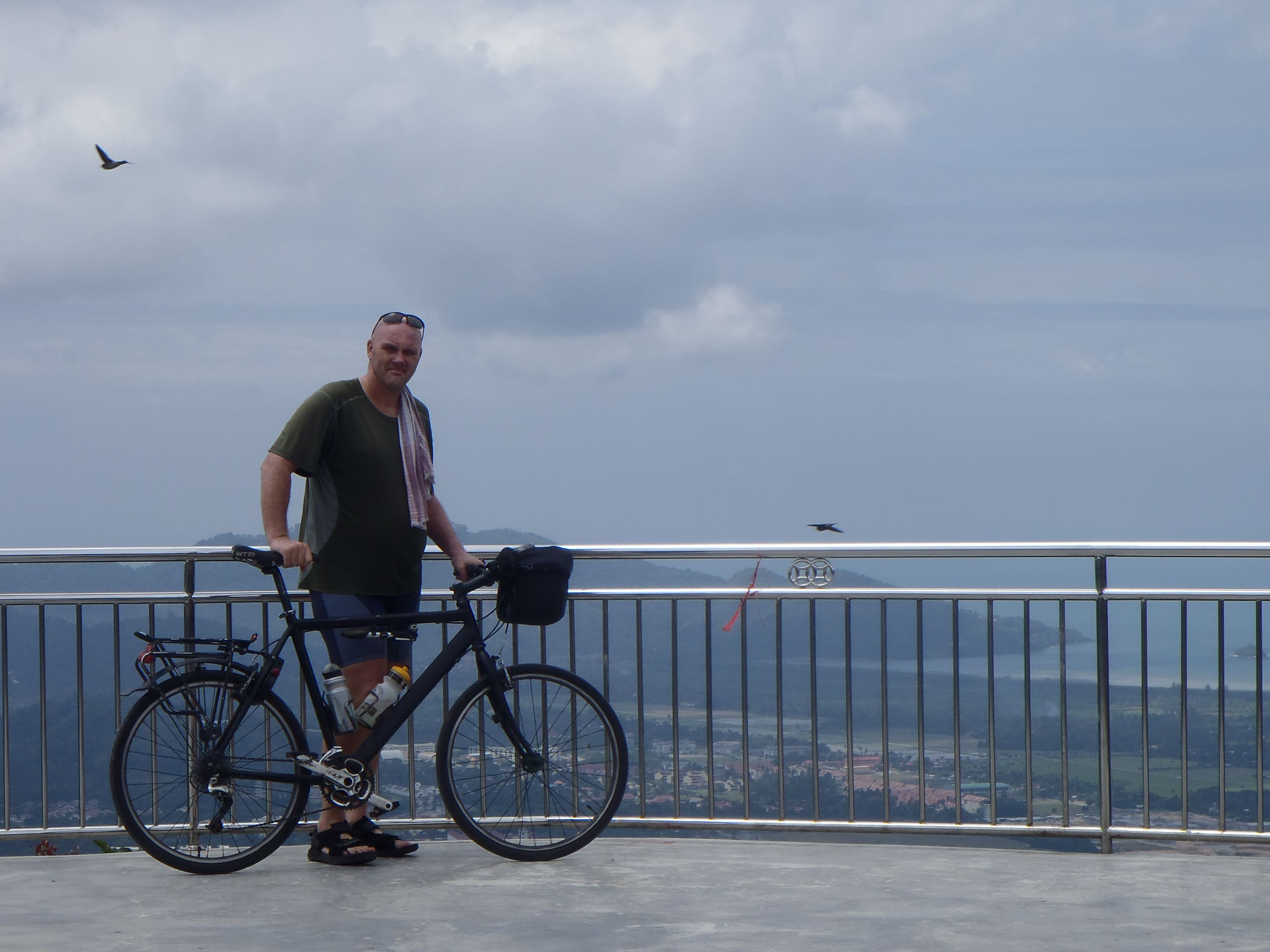 Hidden treasure in Penang... only accessible on foot or by bicycle ... http://www.bicycle-adventures.com/penang.html