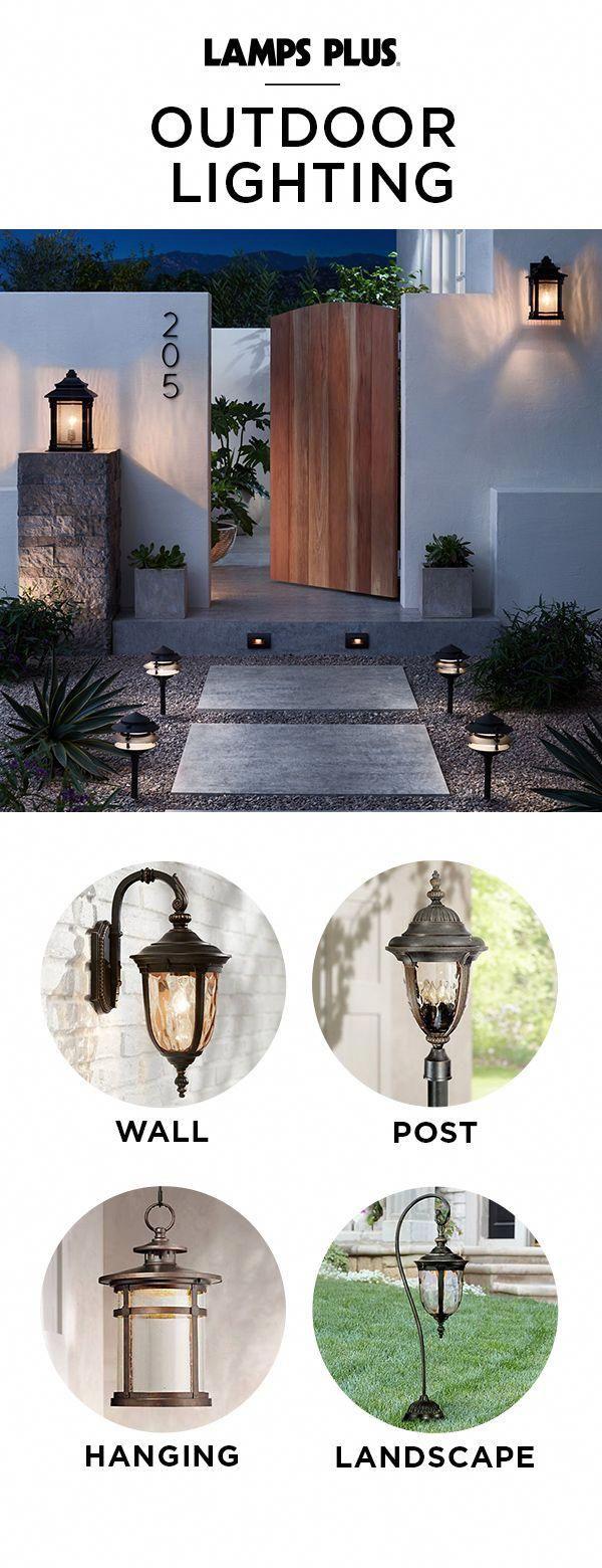 Cheap Outdoor Lighting Ideas For Your Garden Or Your Porch Backyard 7647454454 Outdoorlightingidea Outdoor Light Fixtures Outdoor Lighting Exterior Lighting