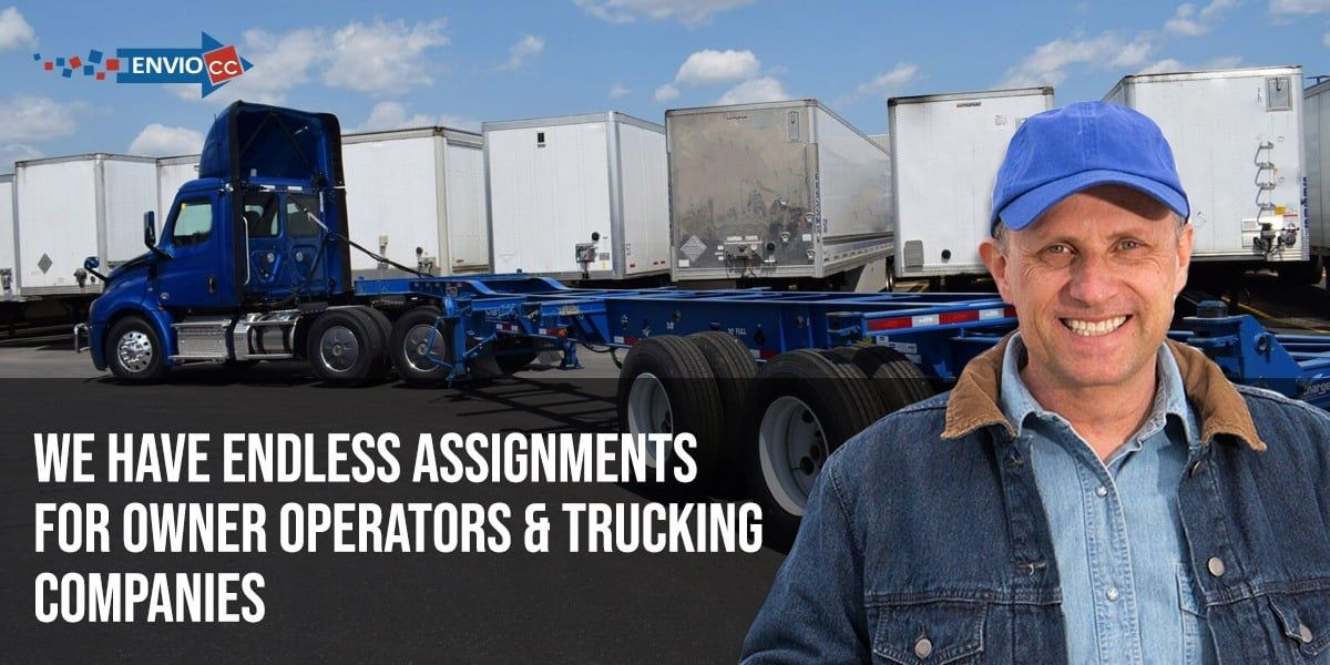 We are an USbased NVOCC and trucking company specializing