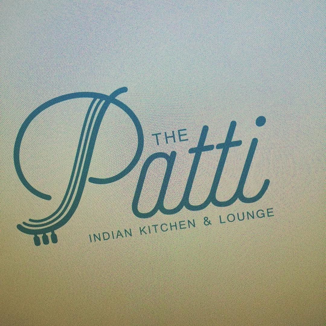 The Patti - finalising the new logo for an Indian restaurant in ...