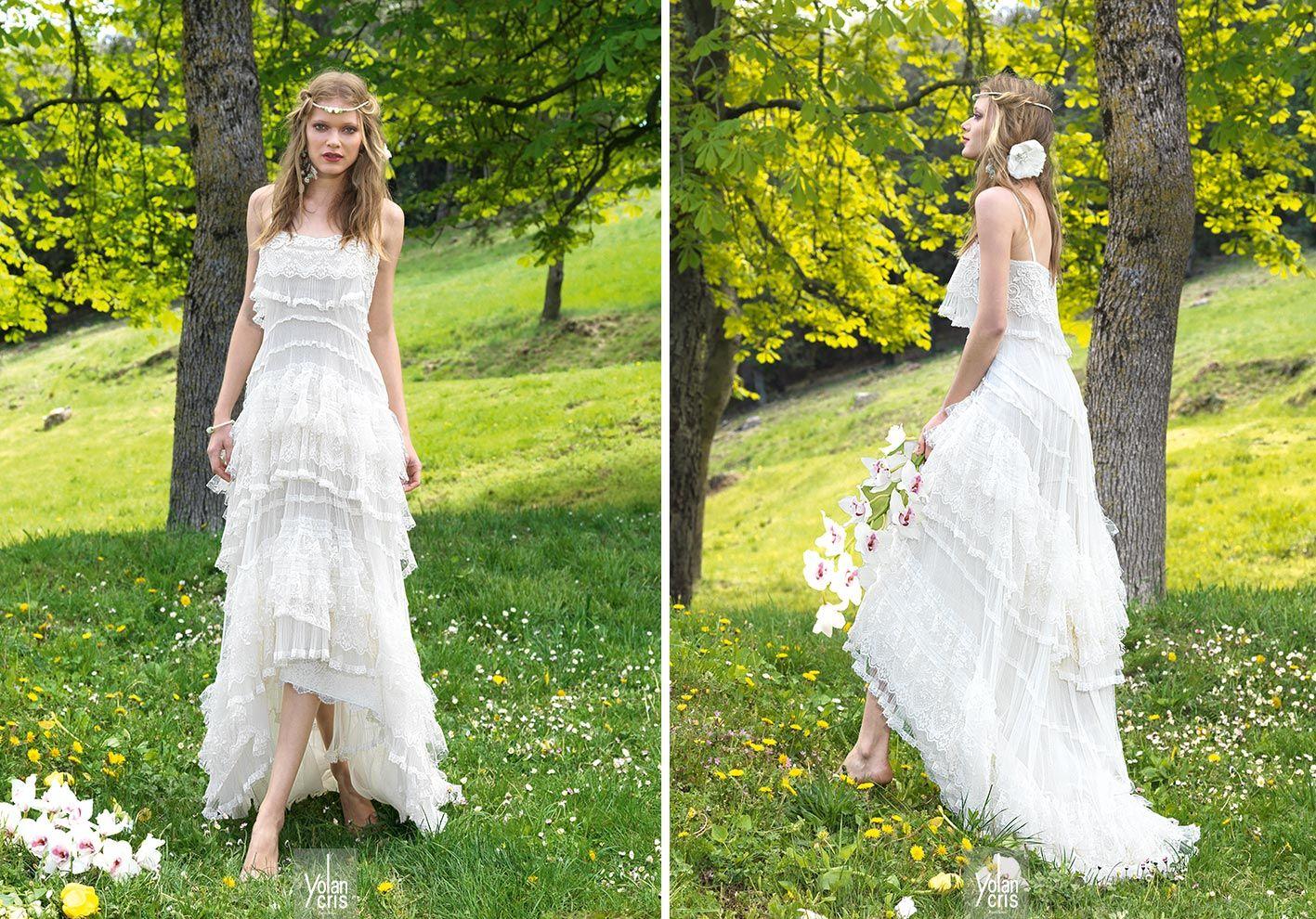 Yolancris vestidos de novia ibicencos boho chic yolan cris