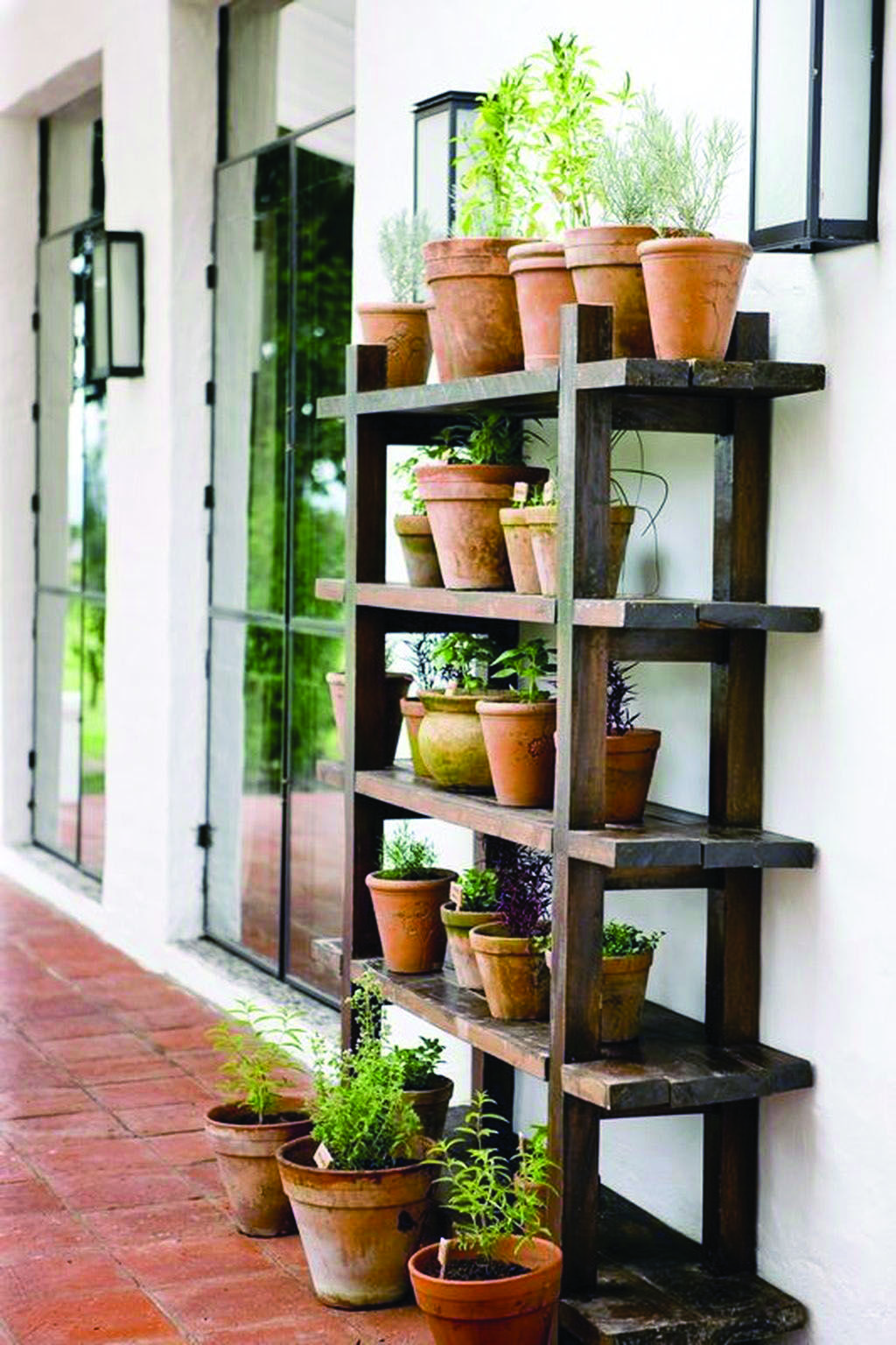 Superior Balcony Zen Garden Ideas One And Only Shopyhomes Com Diy Plant Stand Outdoor Shelves Plant Stands Outdoor