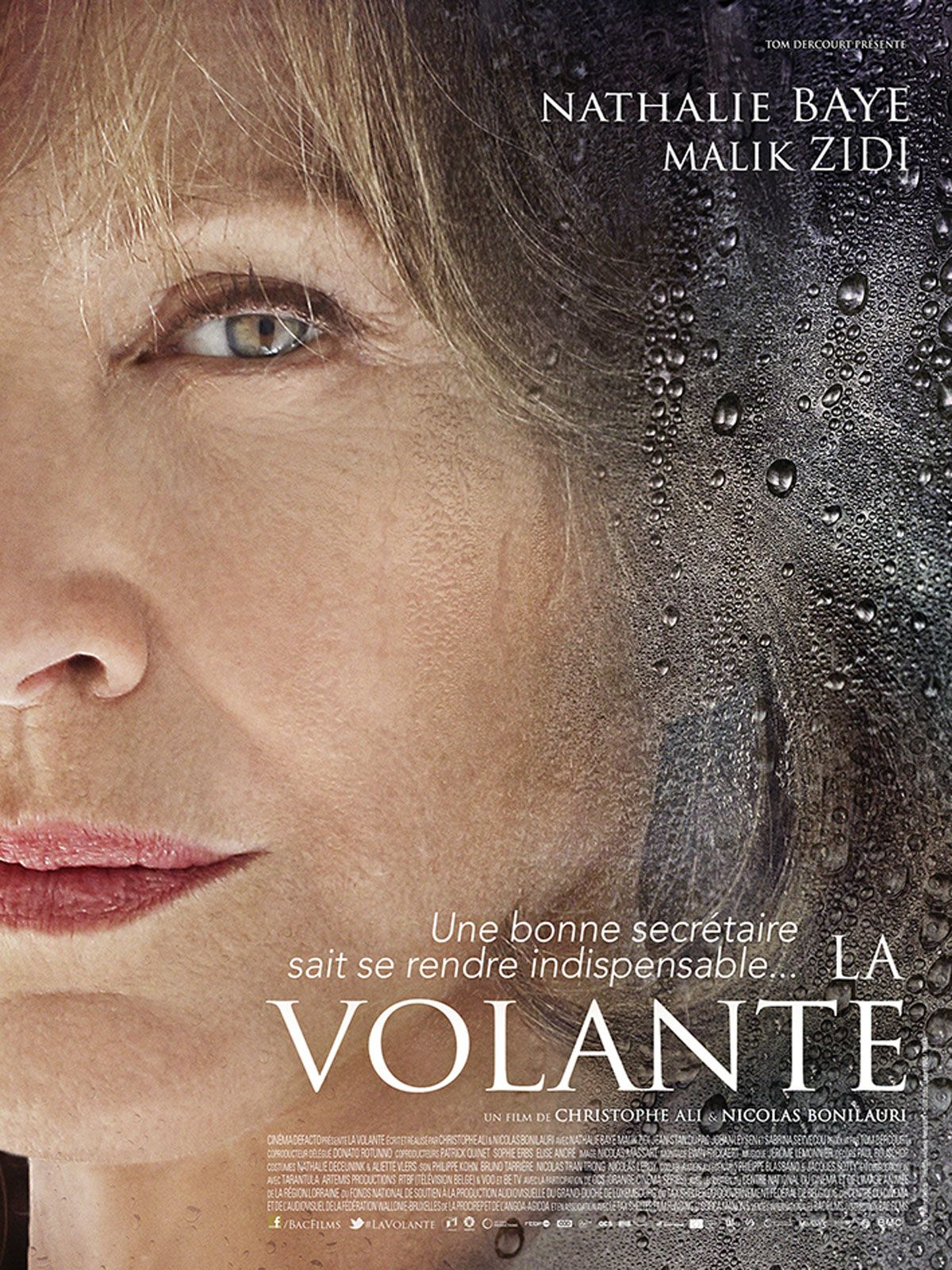 la volante est un film de christophe ali et nicolas bonilauri avec nathalie baye malik zidi. Black Bedroom Furniture Sets. Home Design Ideas
