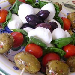 Olive Salad On A Stick Recipe