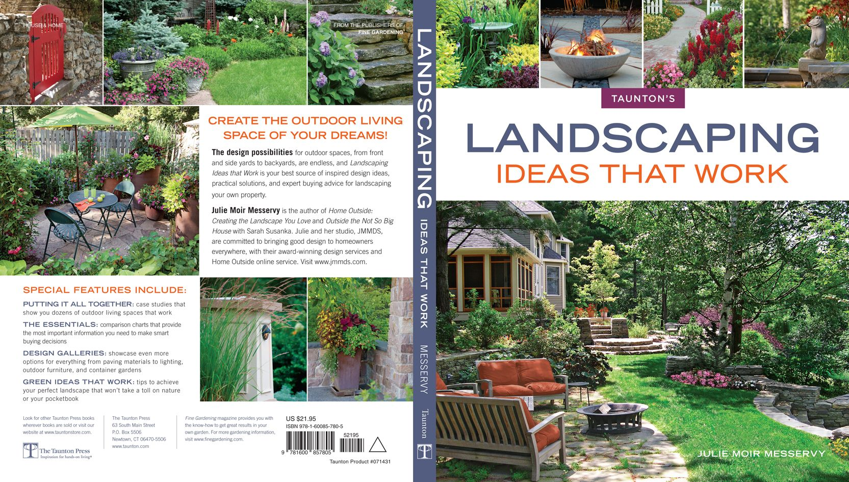 Landscaping Ideas That Work Dollhouse Bookcase Book And Magazine Nonfiction Books Mini