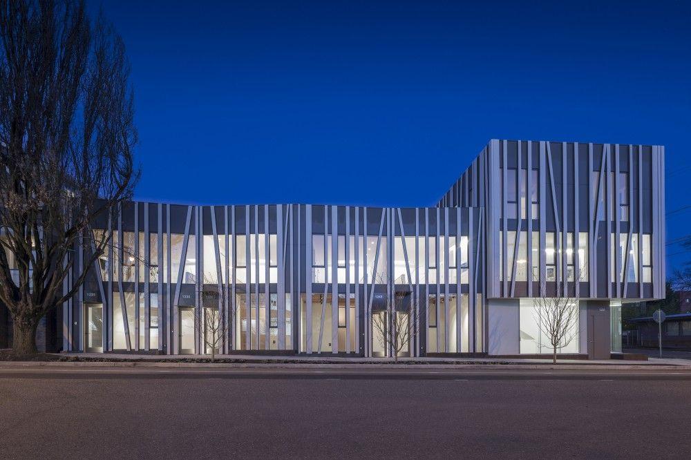 Viviendas urbanas en Overton 19 / Works Partnership Architecture Overton 19 Townhouses / Works Partnership Architecture – Plataforma Arquitectura