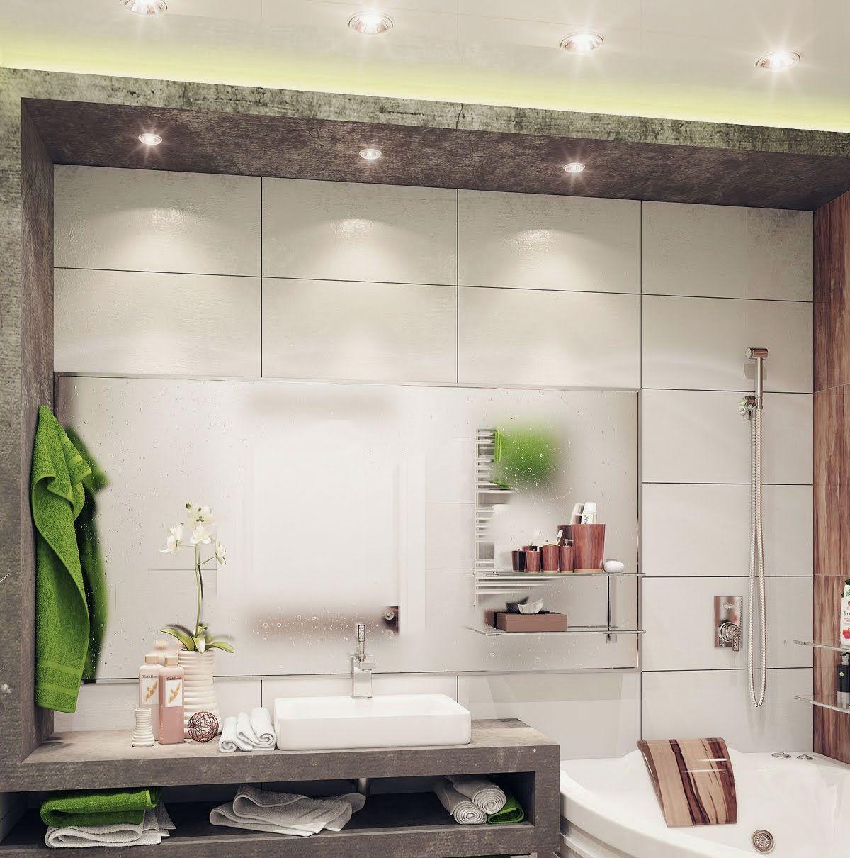 дизайн маленькой ванной комнаты: 26 тыс изображений ...