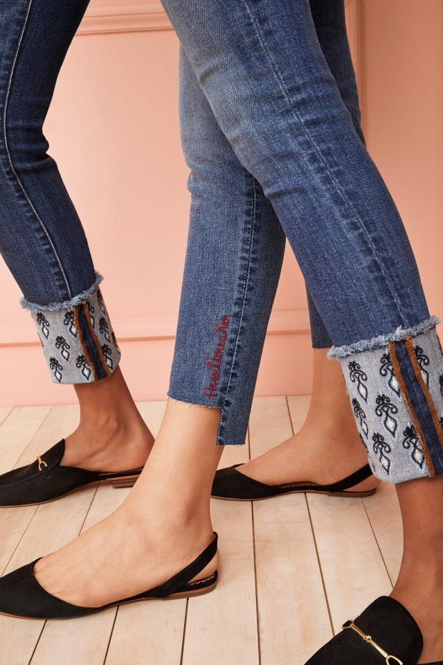 New reasons to love jeans itu0027s all