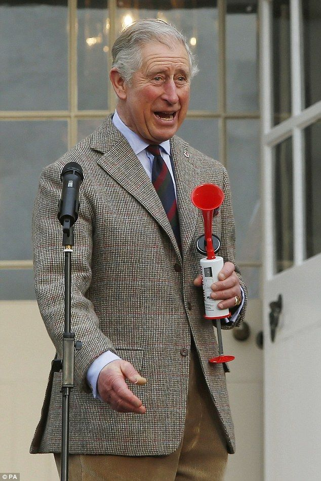 Prince Charles (pixtured) will break with the Queen's habit of discretion when he becomes ...