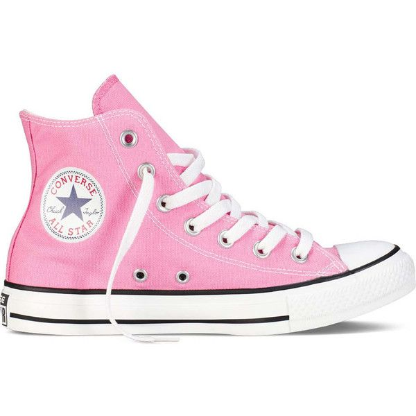 Converse Chuck Taylor Core Hi Athletic (€44) ❤ liked on