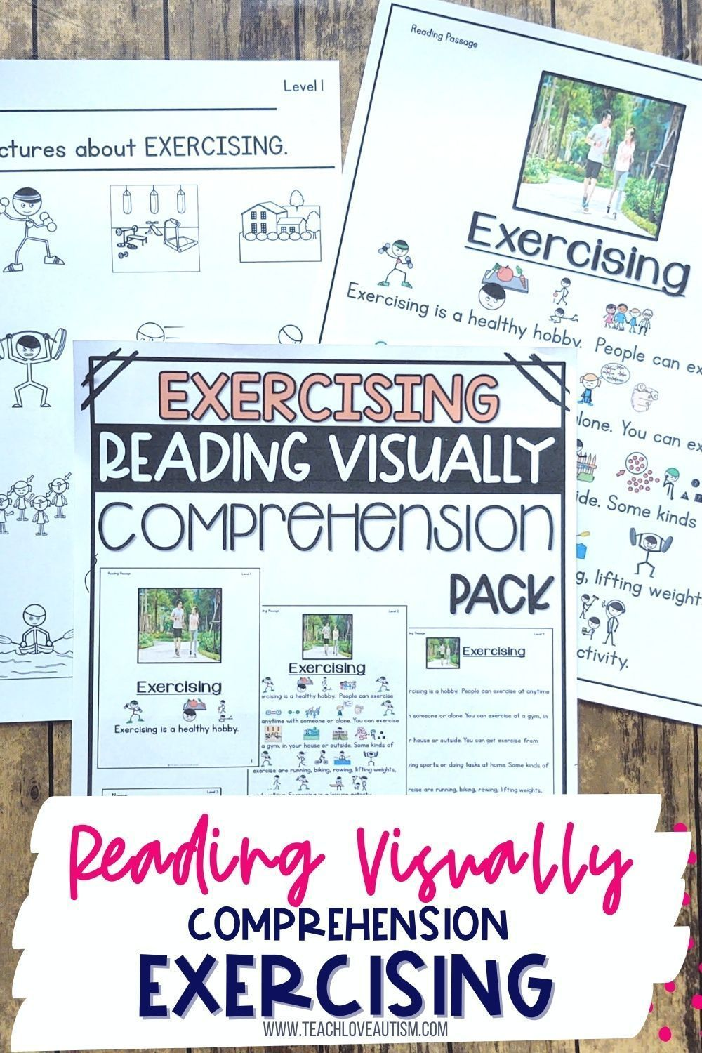 Exercising Reading Visually Comprehension In 2021 Special Education Reading Reading Comprehension Activities Special Education Students [ 1500 x 1000 Pixel ]