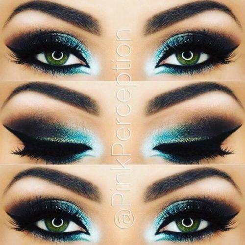 42 Most Attractive Makeup Ideas For Dark Green Eyes - Best Makeup