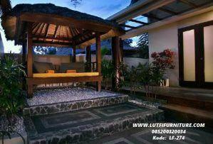 Gazebo Klasik Resort Gazebo Jepara Gazebo Klasik Dan Hotel