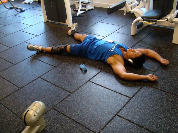 The five best home gym flooring ideas and options homegymreview
