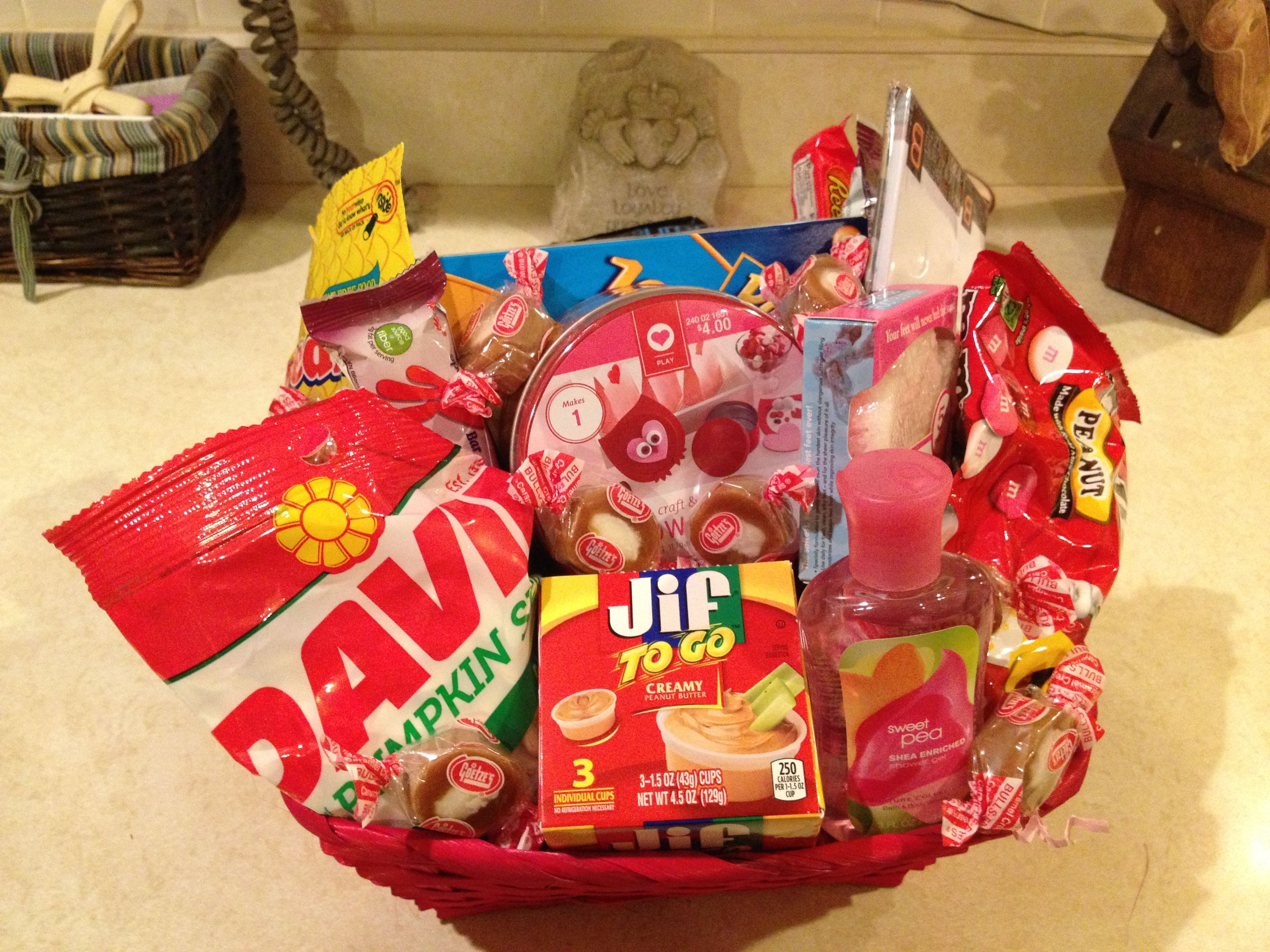 Valentine Gift For Daughter In College Ideas