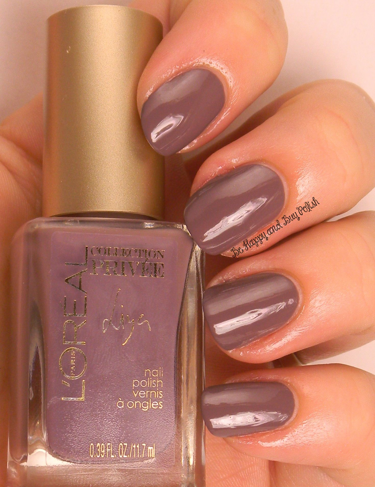 L\'Oreal Collection Privée lipstick and nail polish, part two | Top ...