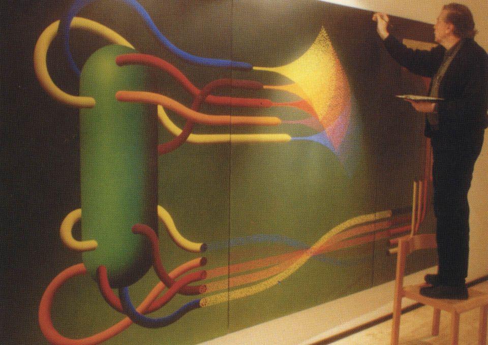 Julio Le Parc at Studio F22 Modern Art Gallery
