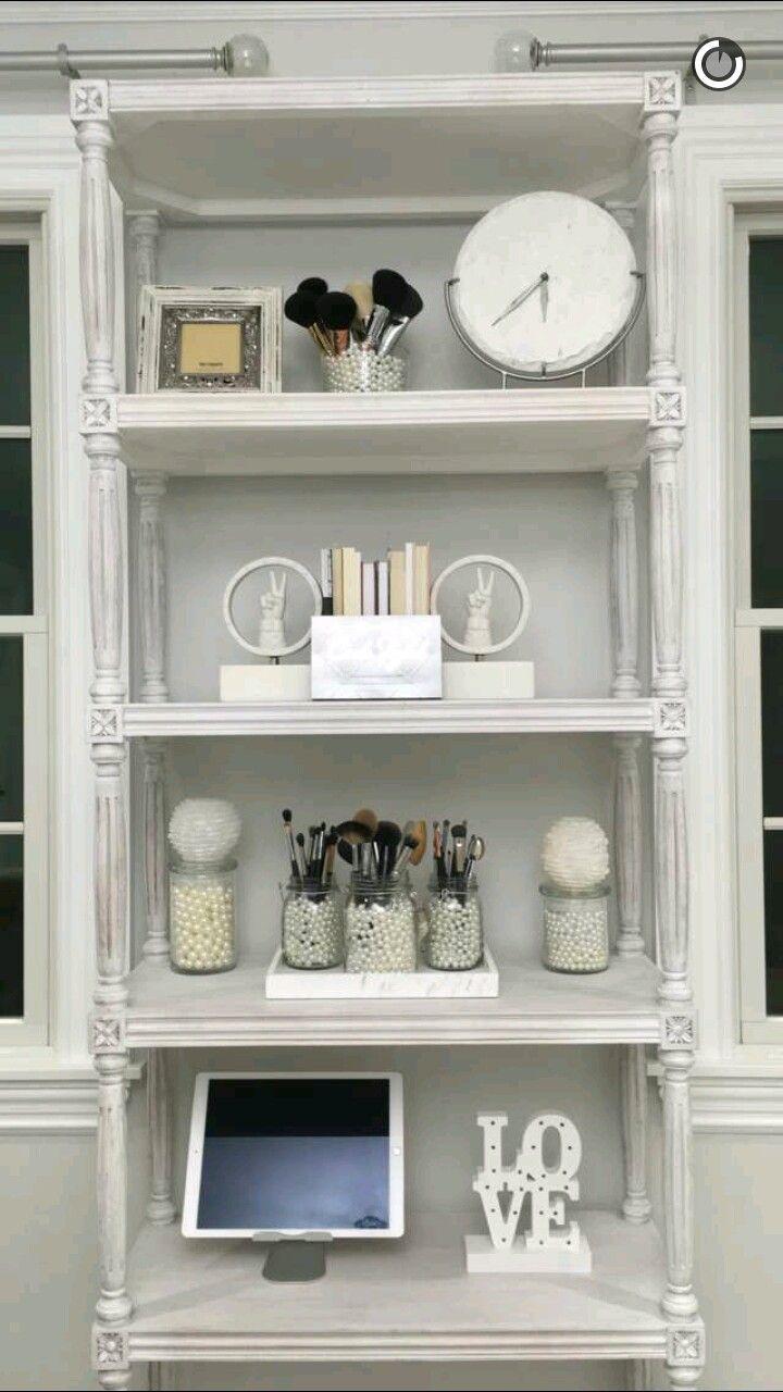 carli bybel  shelf organization  home interior  pinterest  - carli bybel  shelf organization