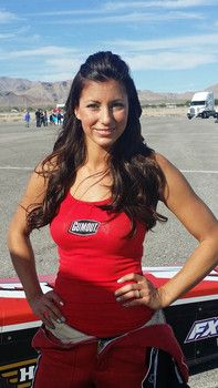 female race car drivers 2015