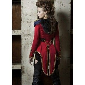 How to Make a Ring Leader Ringmaster or Lion Tamer Costume